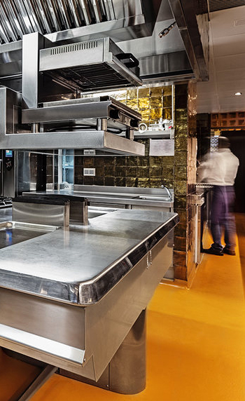 Consult and design solutions for restaurant and hotel kitchens and operations