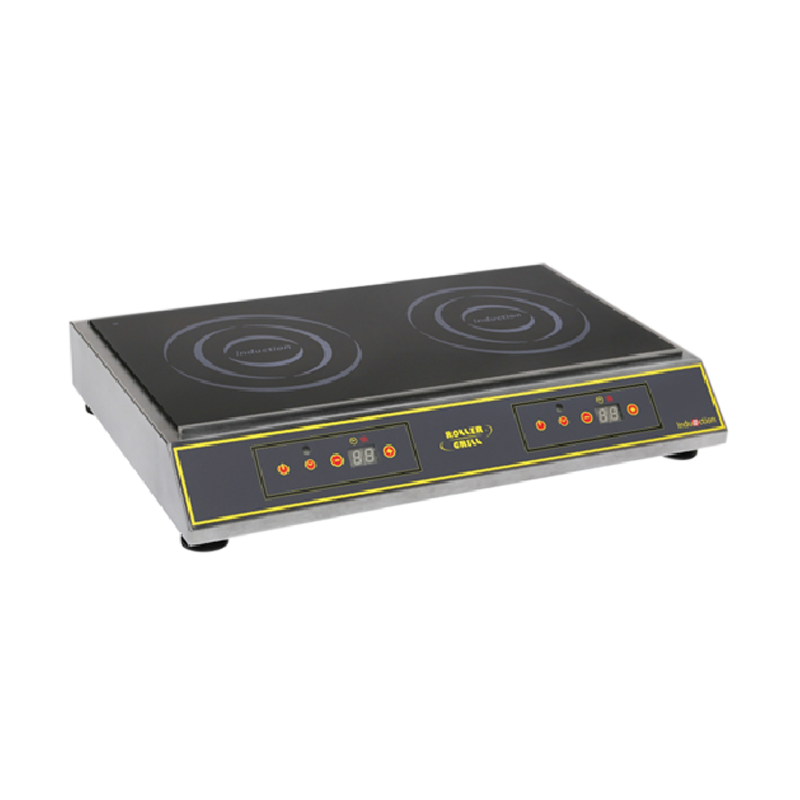 Roller Grill PID 30 Double Induction Plates