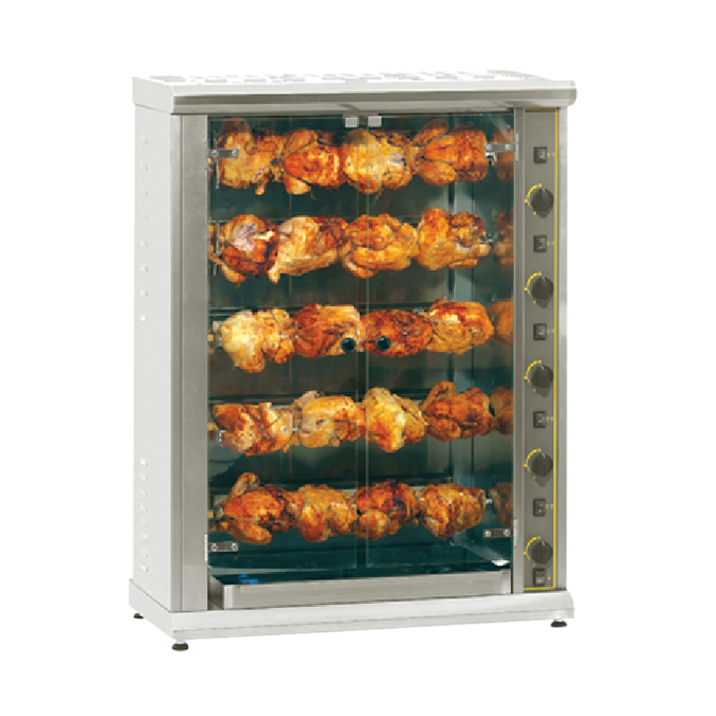 Roller Grill RBE 200 Q Electric Rotisserie