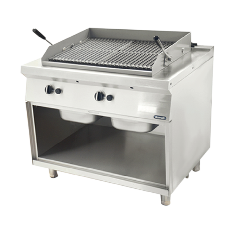 Nayati NGCB 10-75 MR Gas Char Broiler ~ 14 Kw